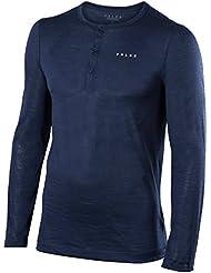 Falke Silk Wool T-shirt à manches longues Homme