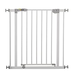 Hauck 597026 open n stop cancelletto di sicurezza in for Prolunga cancelletto hauck