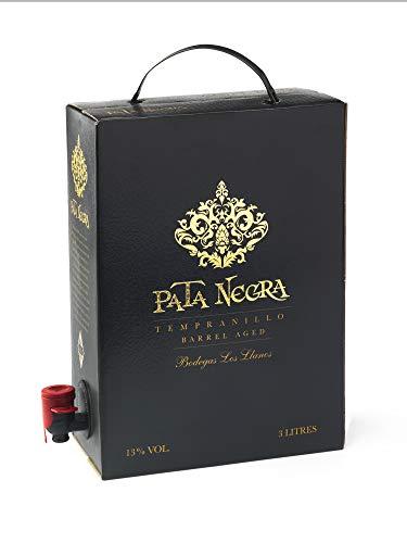 Pata Negra Tempranillo Premium Vino Tinto D.O. Valdepeñas
