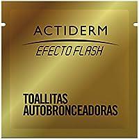Actiderm - Toallitas Autobronceadoras Efecto Flash