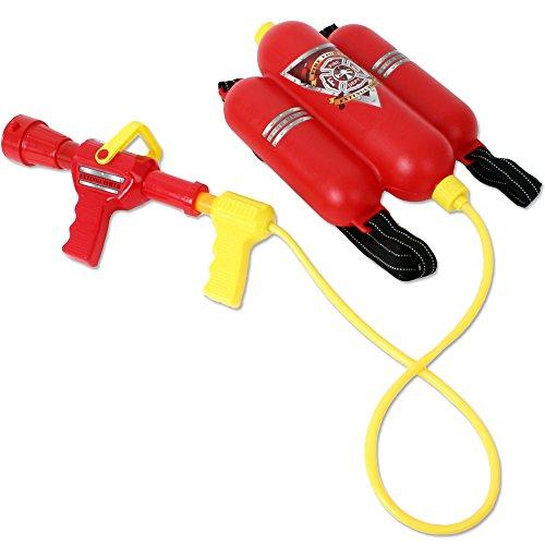Estintore Eliminare Set per bambini con portatile Serbatoio acqua Camera d'aria e Spruzzo