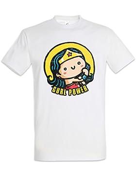 Urban Backwoods Gurl Power II T-Shirt – Tamaños S – 5XL