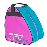 SFR Vision GT Skate Bag - Pink/Blue