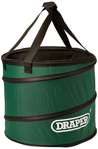 Draper 34040 Sac de propreté dépliable à usage général Vert