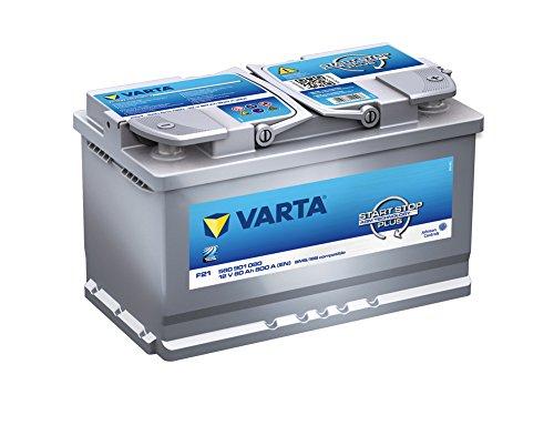 Varta 580901080d852 - Silver Dynamic AGM F21