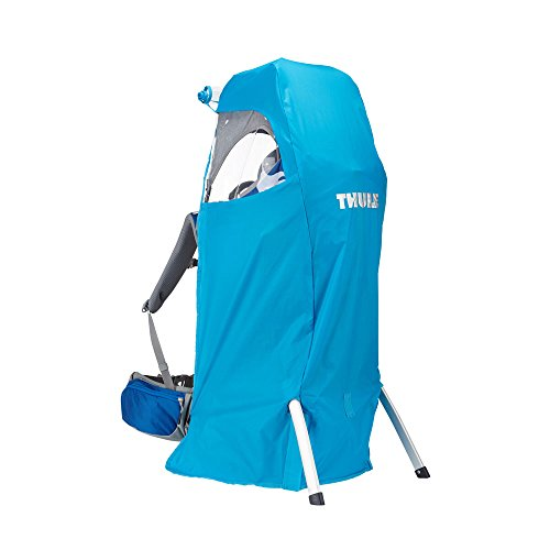 Thule Erwachsene Rain Cover Sapling Child Carrier, Blue, One Size