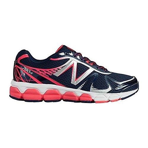 New Balance NBW780SB5 Sneaker da Donna, BLACK/PINK (018), 39 EU (8 US)
