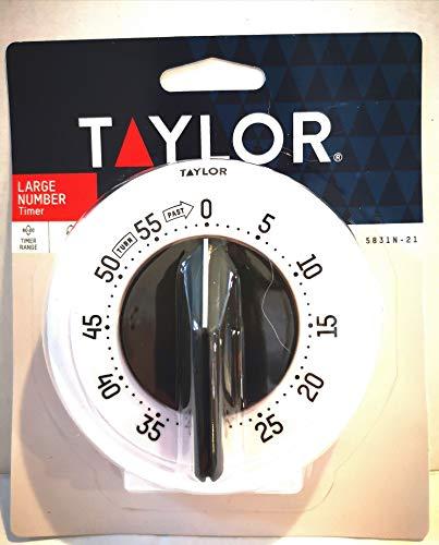 Taylor Mechanischer Timer-weiß Taylor Timer