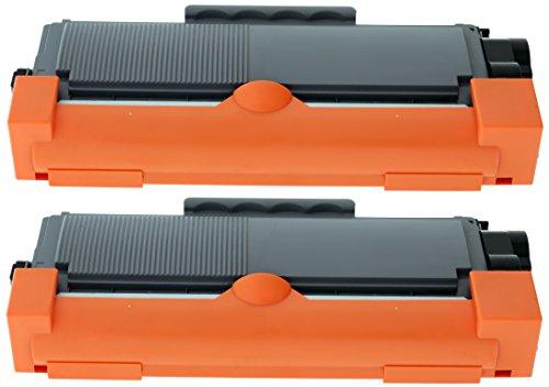TONER EXPERTE 2 Toner compatibili per Brother TN2320 (2600 pagine) HL-L2300D HL-L2340DW HL-L2360DN HL-L2365DW DCP-L2500D DCP-L2520DW DCP-L2540DN DCP-L2560DW MFC-L2700DW MFC-L2720DW MFC-L2740DW