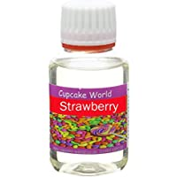 Cupcake World Aromas Alimentarios Intenso Fresa Total: 100 ml