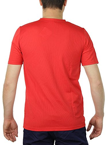 PUMA KC Team Ticino Herren Trikot T-Shirt rot Trainingstrikot puma rot-puma royal