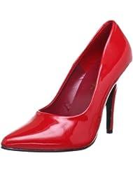 Pleaser EU-SEDUCE-420 - Zapatos de tacón de material sintético mujer