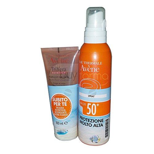 solar-avene-spray-de-leche-spf30-200-ml-fluido-limpiador-trixera-de-100-ml-de-regalo
