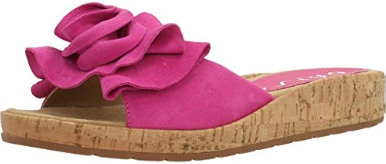 Sandalias y Chanclas para Mujer, Color Rosa, Marca UNISA, Modelo Sandalias Y Chanclas para Mujer UNISA BAFAS KS...