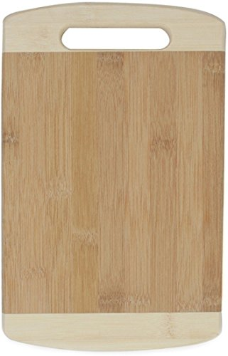Chrome 30x20cm Wooden Cutting Board, Brown
