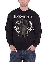 Black Veil Brides Christmas jumper Sweat-Shirt Deaths Grip officiel Homme