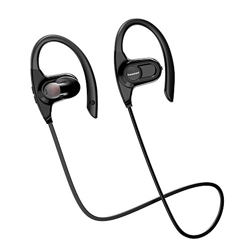Tronsmart cuffie bluetooth senza fili, auricolare ipx7 impermeabili,auricolari wireless, microfono, audio stereo, per iphone iphone 8,x,7, 7 plus,samsung ,huawei ,tablet,pc