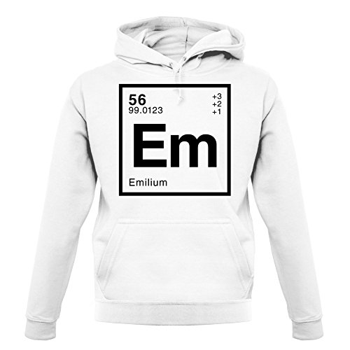 emilie-element-periodique-unisex-pull-blanc-m