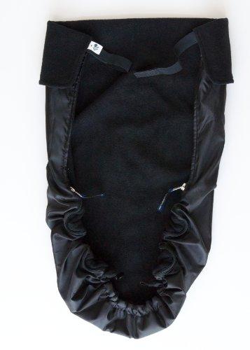 BundleBean AS221 BLACK - Manta-sábana para carrito