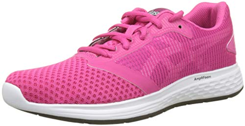 ASICS Damen Patriot 10 Laufschuhe,Pink (Fuchsia Purple/White 500),41.5 EU