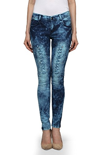 Miss Wow Signature Collection Denim Jeans for Women (TNT2004_Tint_28)