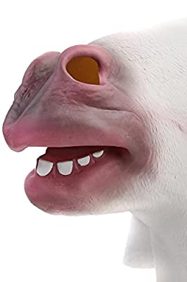 Unicorn Masque blanc
