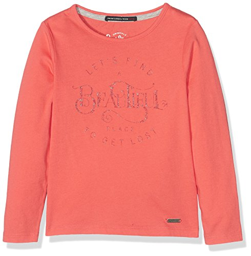 pepe-jeans-jane-t-shirt-fille-orange-spice-fr-14-ans-taille-fabricant-14-ans