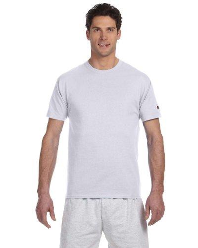 Champion 6.1 OZ. Short-Sleeve T-Shirt Ash