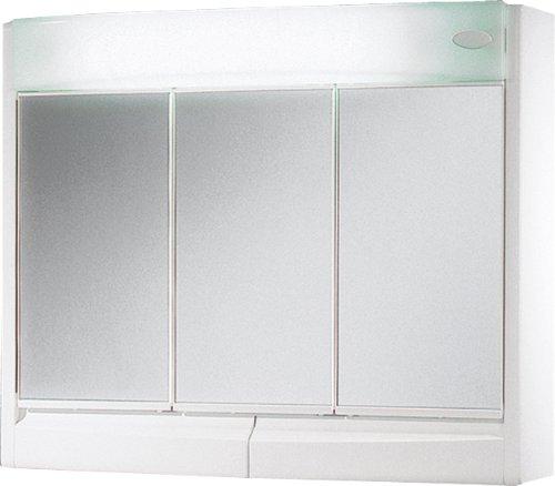 Jokey Saphir armario espejo - Ancho 60 cm - blanco