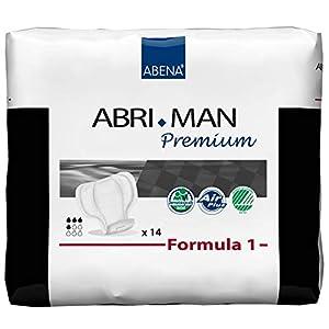 ABRI MAN Formula 1 Air plus, 14 St