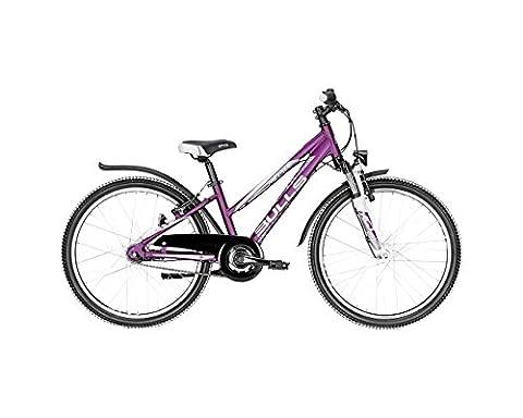 Bulls Zarena Street 24 Mädchen Fahrrad 24 Zoll 7 Gang