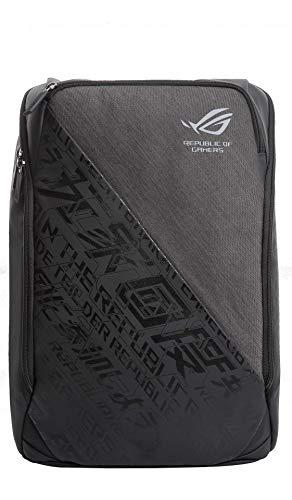"ASUS ROG Ranger BP1500 maletines para portátil 39,6 cm (15.6"") Mochila Negro, Gris - Funda (Mochila, 39,6 cm (15.6""), 720 g, Negro, Gris)"