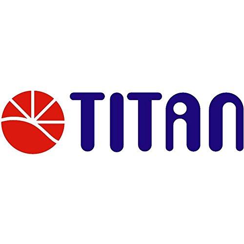 Titan TFD-8015M12B Lüfter, Titan, 80x80x15mm, TFD-8015M12B, mit Doppelkugellager