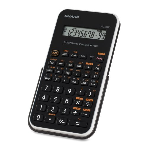 Sharp EL501XBWH Calculatrice