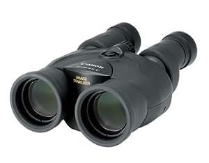 Canon 12x36 Image Stabilization II Binoculars w/Case Neck Strap & Batteries