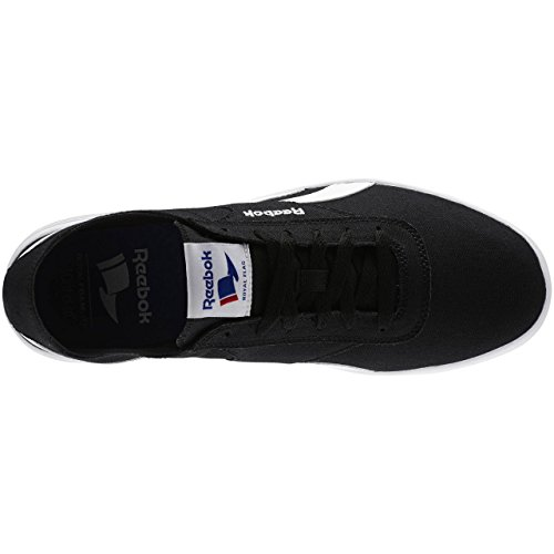 Reebok Royal Global Slam, Chaussures de Tennis Homme Noir / Blanc (Noir / Blanc)