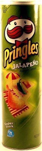 Pringles Jalapeno 5.69 OZ (169g)