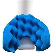 Uokoki Calmante Cuello Almohada Esponja tensión en Cabeza de Lanzamiento Almohada Cervical Almohada Relajante Hombro