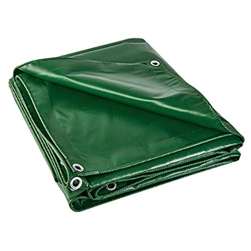 Grüne Plane PVC Wasserdicht, Schwere Plane Mit Ösen, Yard Truck Camping Dach Pool Cover (größe : 2M×1.5M)