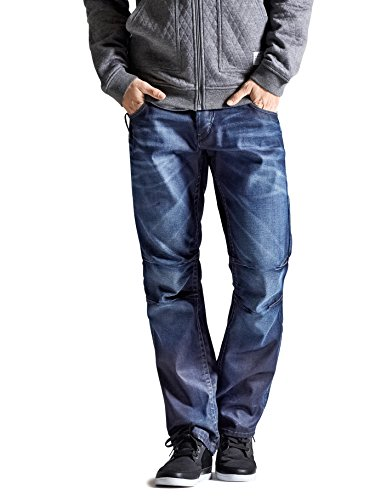 Jack & Jones Boxy - Jeans - Relaxed - Homme Bleu
