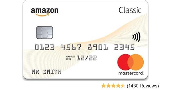 51da59dfe14 Amazon Classic Mastercard