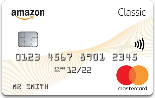 AMAZON MASTERCARD CREDIT CARD