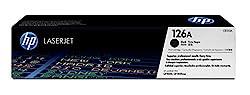 Hp 126a Black Original Laserjet Toner Cartridge (Ce310a)