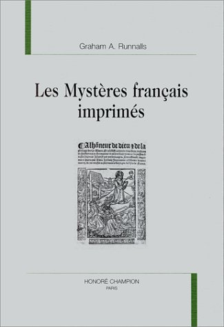 Mystères français imprimés