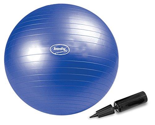 body coach Gymnastikball, Blau, 65 cm, 28742P