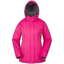 Mountain Warehouse Chaqueta de esquí para Mujer Moon Rosa 40
