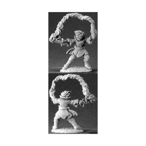 Dark Heaven Legends: Gnome Sorcerer by Reaper