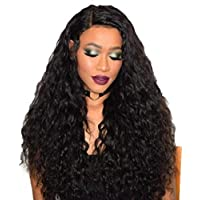 Wave Lace Front Human Hair Wigs Front Lace Wigs With Baby Hair Pre Plucked Natural Hairline Beaufox Remy Hair