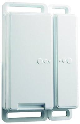 Home Easy HE305EU Funk-Magnetkontakt/ Tür- Fensterkontakt, Funkreichweite, 30 m von Home Easy auf Lampenhans.de