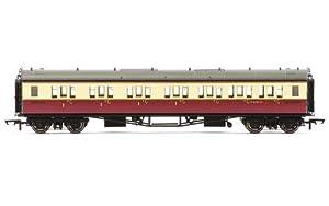 Hornby R4688A BR Collett Coach Corridor Compuesto RH